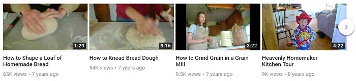 hhm youtube videos