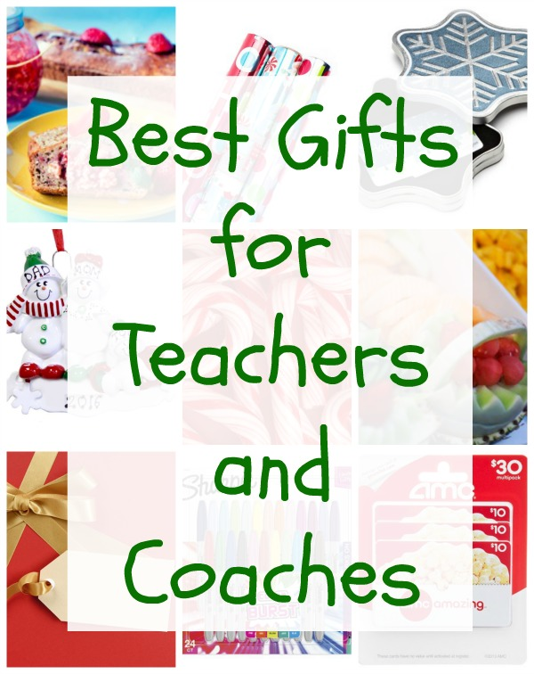 Best Gifts for Teachers and Coaches
