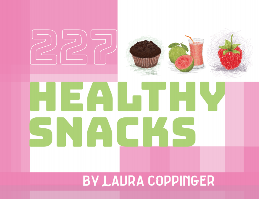 Healthy Snacks cover