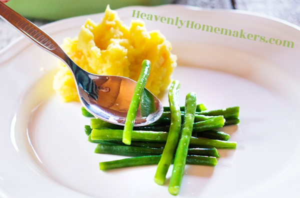 How To Cook Green Beans For Toddler