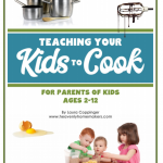 Teaching Your Kids to Cook eBook
