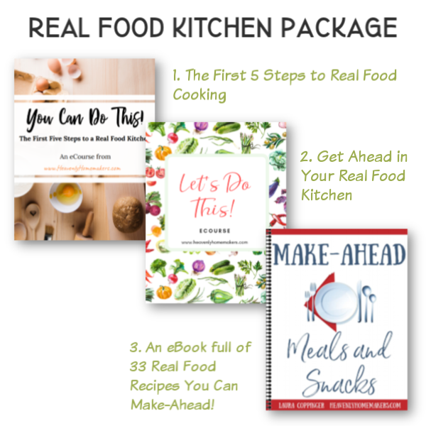 Real Food Kitchen Package