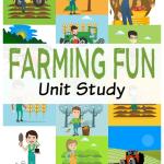 Farming Fun Unit Study